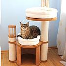 Вольеры и домики для кошек